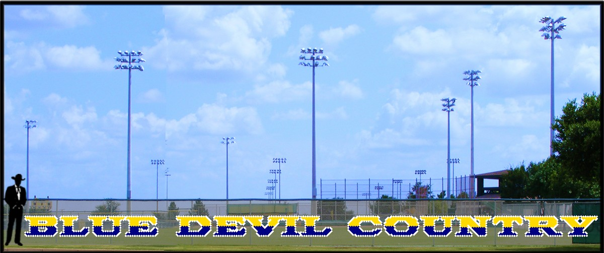 3' TT Blue Devil Country